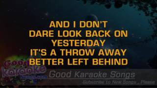 Peace Of Mind - Bat For Lashes ( Karaoke Lyrics )