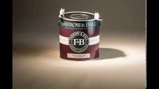 Whats In A Tin Of Mouses Back Paint By Farrow & Ball?