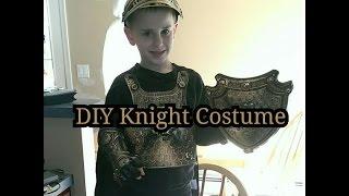 DIY Knight Costume From Dollar Tree! | MommyDani2