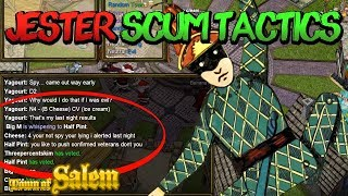 JESTER SCUM TACTICS | Town Of Salem Coven Ranked Practice