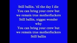2pac - Still Ballin ft Kurupt