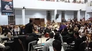 Oseas Silva - Pré Umademp 2015 - AD Perus Campo Limpo Pta - SP