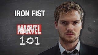 Iron Fist - Marvel 101 LIVE ACTION!