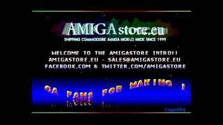AMIGAStore Cracktro