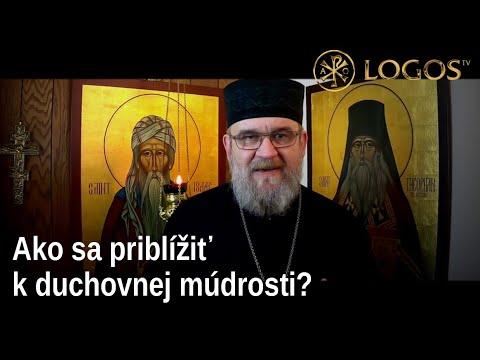 OTCOVIA PÚŠTE (547) - Sv. Izák Sýrsky - Nájdenie duchovnej múdrosti