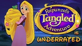 Tangled the Series is Criminally Underrated (And Here's Why)