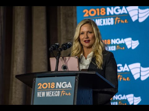 Thumbnail: First Lady Kathryn Burgum | National Governors Association, Combating the Opioid Crisis