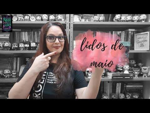 Lidos de Maio 2019  - TALVEDA - Dicas da Sissi