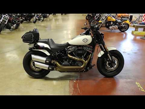 2018 Harley-Davidson Fat Bob® 114 in New London, Connecticut - Video 1