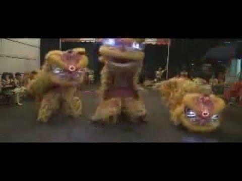 Lân nhảy GANGNAM STYLE