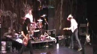 "dada the band plays ""Playboy In Outerspace"" live"