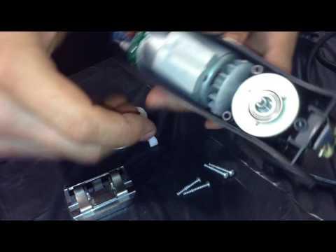 Ремонт Машинка для стрижки Moser Max 45 Сборка