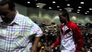 DJ Quik Performs Live at Dub Car Show 2011
