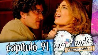 Casi Angeles Capitulo 91 Temporada 1