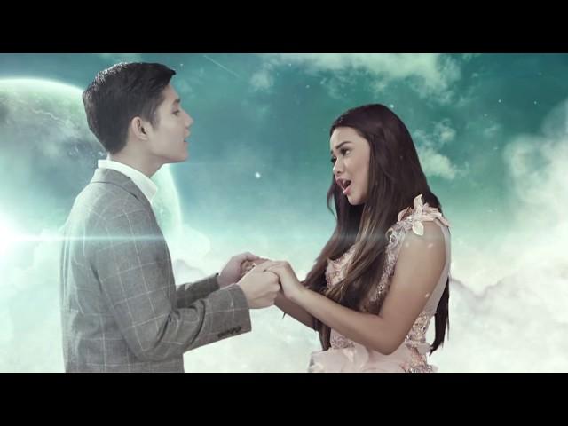 Aurel Hermansyah Ft Teuku Rassya - Cinta Surga (Official Music Video)