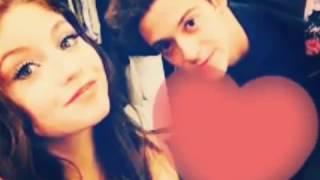 Matteo y luna son novios el la vida real