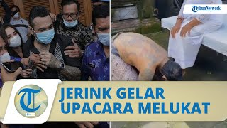 Jerinx Langsung Gelar Upacara Melukat seusai Dinyatakan Bebas Murni dari Lapas Kerobokan Bali