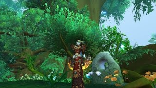 WoW Legion - Guardian Druid (Order Hall and Artifact Weapon Quest)