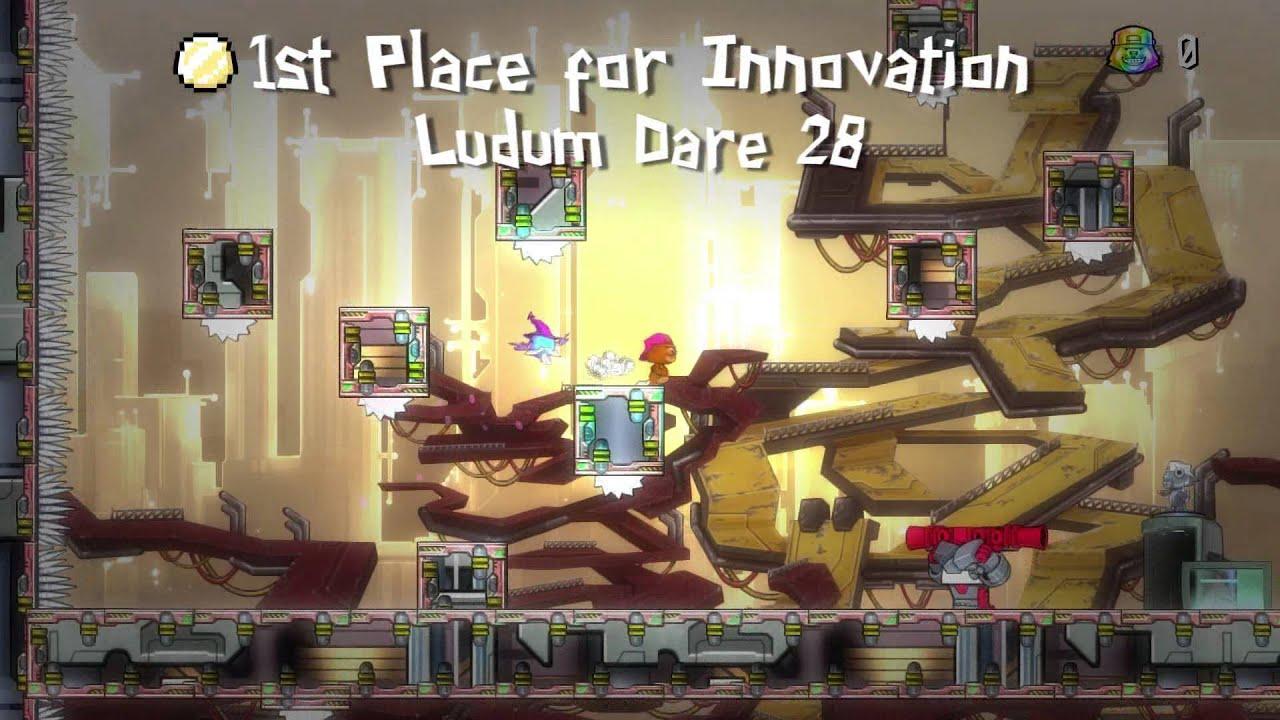 Super Rude Bear Resurrection arrive sur PS4, pour mettre tout le monde d'accord sur les jeux de plateforme