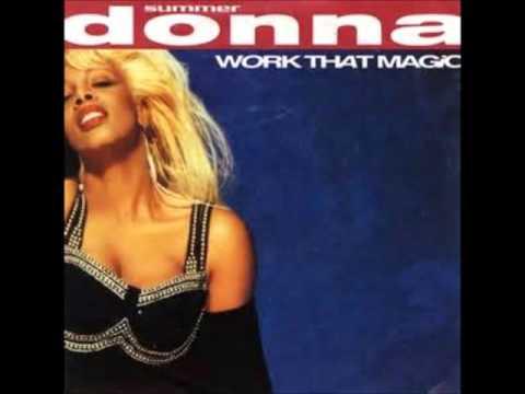 Donna Summer   Work That Magic (hot tracks)