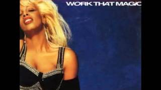 Donna Summer   Work That Magic (hot tracks)