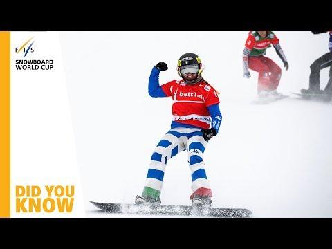 Did You Know   Feldberg   Ladies'/Men's SBX/Team SBX   FIS Snowboard