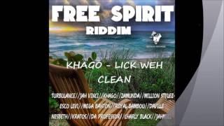 FREE SPIRIT RIDDIM – NOTNICE RECORDS – REGGAE MAY 2013 {DJ GIO GUARDIAN}