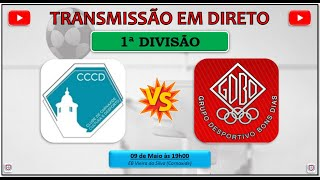 CN 2020/21 | 2ª Jornada | CCCD x GDBD