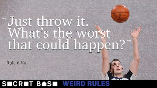 Why jump balls give basketball refs too much influence thumbnail