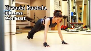 Urvashi Rautela gym workout for fitness !! Glute Thrust 80kgs