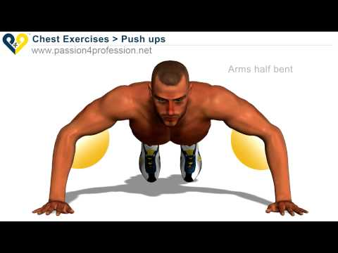 Video All Kinds Of Push Ups
