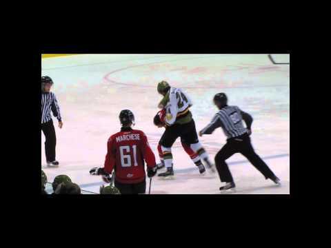 Kerby Rychel vs Matt MacLeod