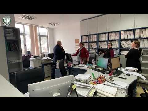 Главният прокурор И.Гешев посети Окръжна прокуратура-Благоевград и Районна прокуратура-Благоевград