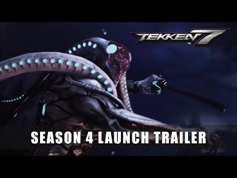Tekken 7: Kunimitsu Returns as DLC Character in Season 4