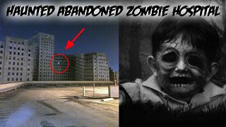 EXPLORING An ABANDONED HOSPITAL With EVERYTHING LEFT BEHIND (ZOMBIE APOCALYPSE)