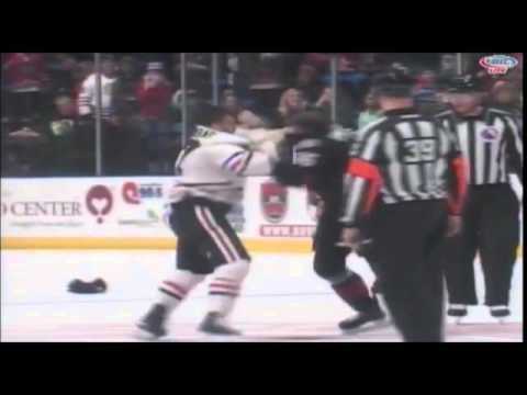 Brett Gallant vs Mike Liambas