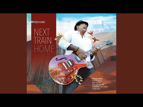 Next Train Home online metal music video by REZA KHAN