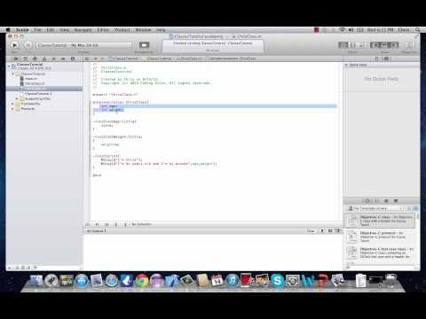 Objective-C Programming Tutorial 6-Inheritance and Classes