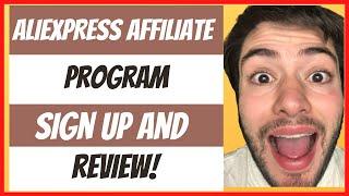 How To Register Aliexpress Affiliate Program [REVIEW]