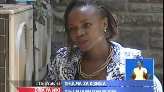 Mswada wa makosa yanayotokana na mapenzi unaendelea kuibua hisia tofauti