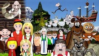 Pudding-TV - Folkeeventyr og barnesanger