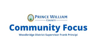 Community Focus Woodbridge Supervisor Frank Principi