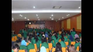 Universitas Nasional – Pelantikan Ketua Jurusan Himpunan Fakultas Ilmu Sosial dan Ilmu Politik