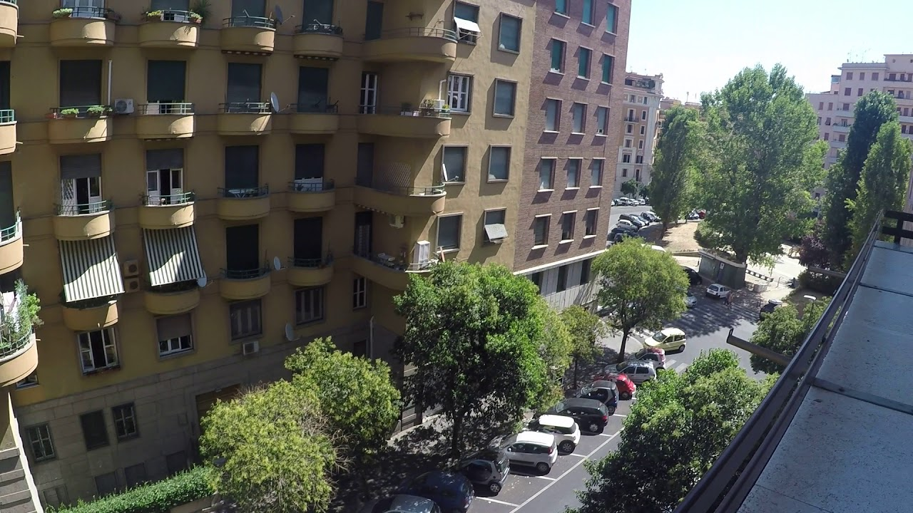 Stylish 1-bedroom apartment with balcony and AC for rent in Prati