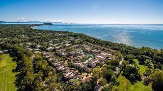 Drone Footage of Sea Temple Port Douglas