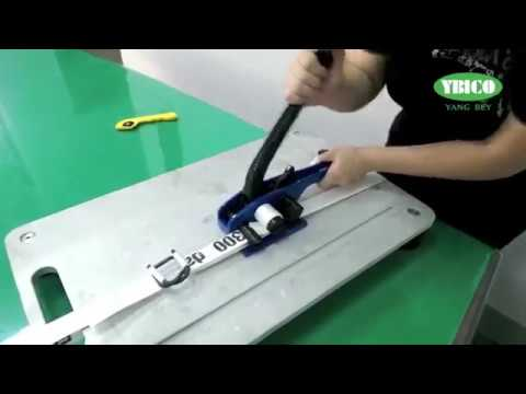 Cord Strap Manual Tensioner