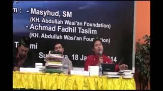 Debat Teologis Islam  Kristen  Yesus Tuhan Atau Bukan