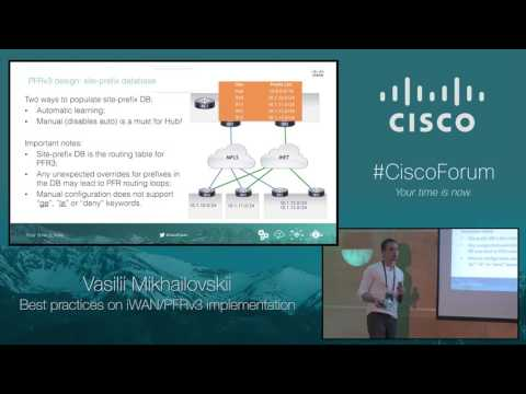 Cisco IWAN Transport Independent Design - Naijafy