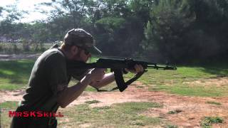 Weapons Test: AK-74 Parts Kit Build MrSKSkill