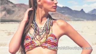 Agua Bendita Swimwear 2012 - With Bar Refaeli Part 2
